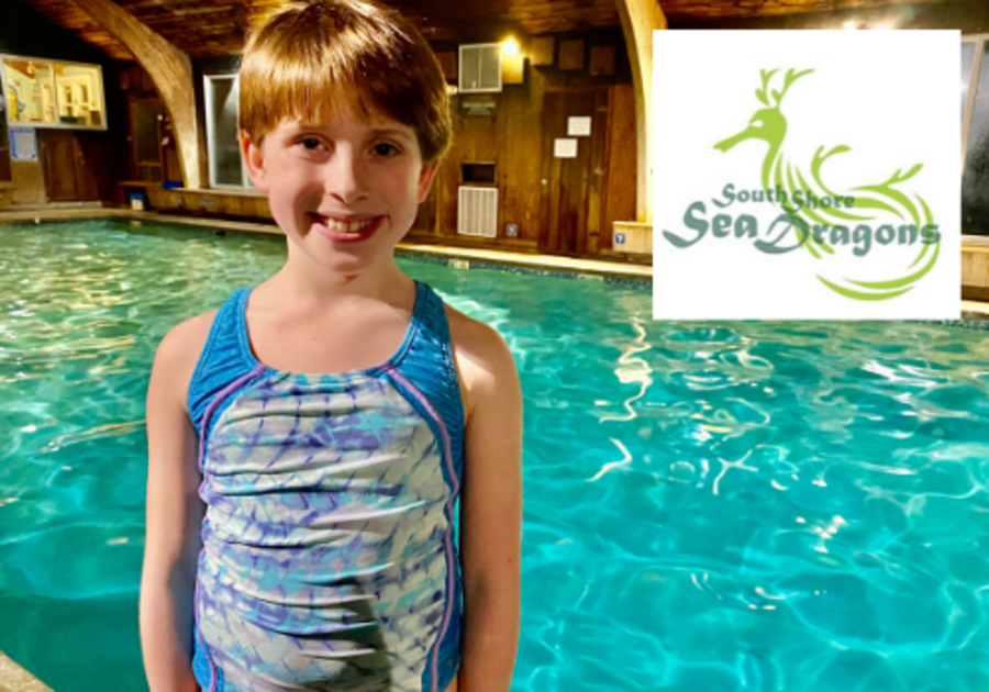 South Shore Sea Dragons Synchronized Swim Team in Norwell, MA