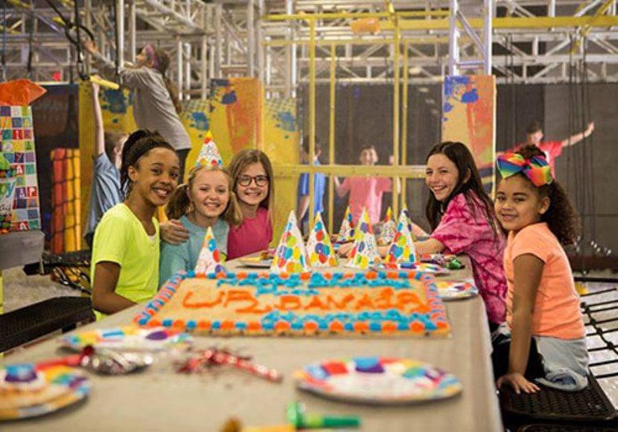 Urban Air Adventure Park Birthday Party