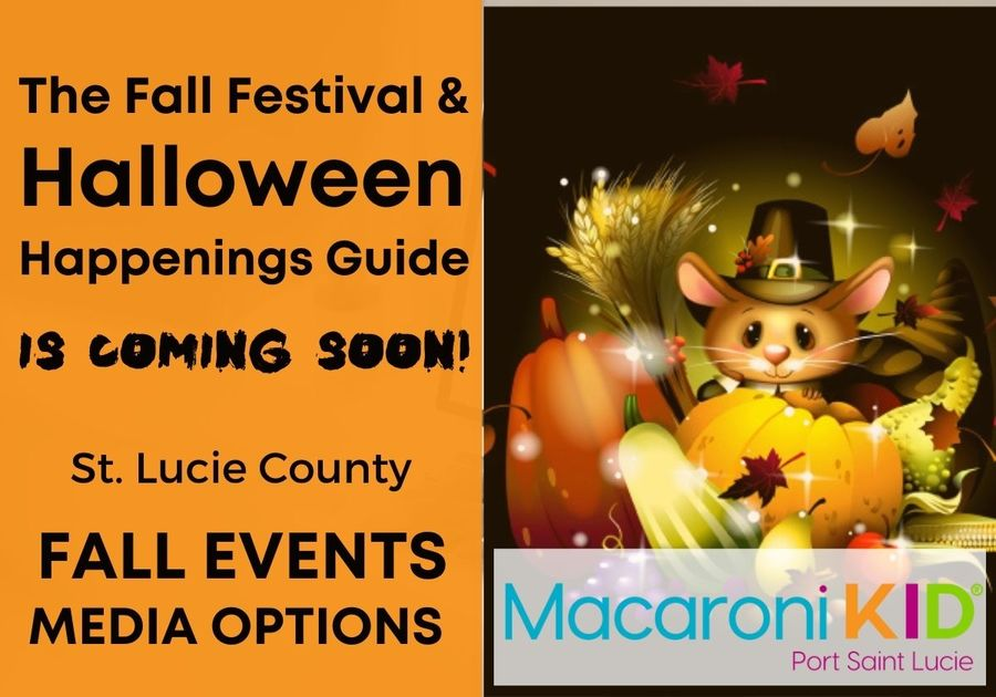 MacKid PSL Fall Festival Guide Media Options