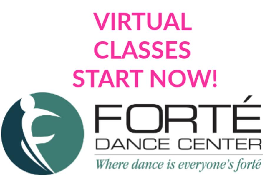 Forte Virtual Dance Classes