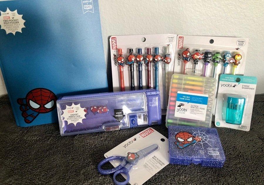 Yoobi offers fun back to school supplies