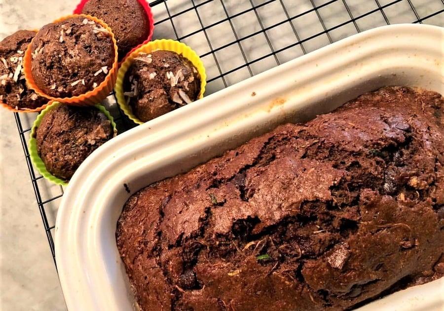 healthy muffins, zucchini muffins, things to do lower manhattan
