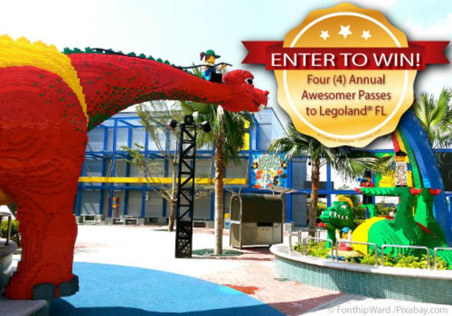 Legoland Giveaway
