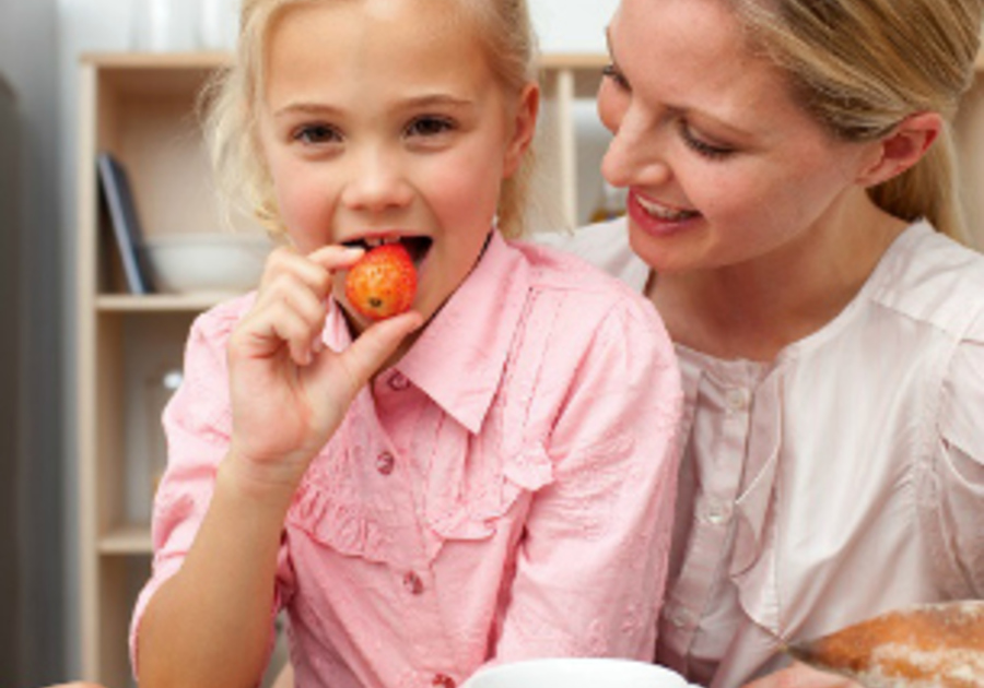 Dairy Council of CA Releases 'The Healthy Eating TABLE'